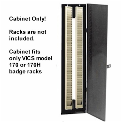 Security locking Cabinet for ID Badge Rack 8008587462