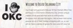 Midwest City Deluxe Winter Market