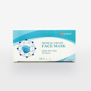Type I Medical Mask MHRA Approved Box Top