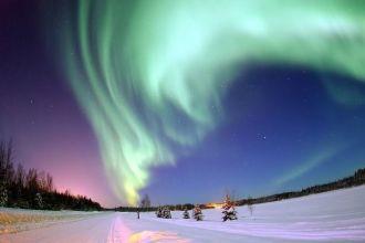 VUELOS Islandia, aurora boreal