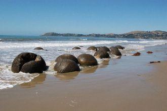 playa balones nueva zelanda