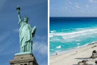 NUEVA YORK Y MIAMI EN EL MISMO VIAJE