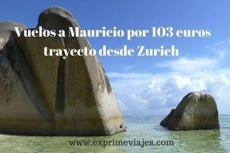 vuelos a mauricio 103 euros trayecto