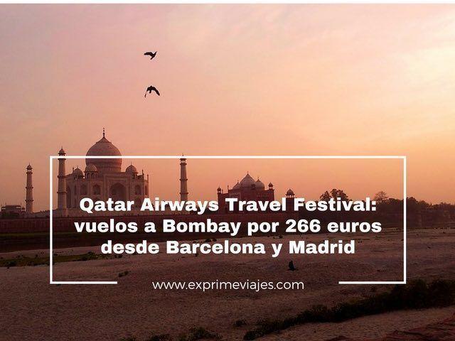 bombay-vuelos-qatar-airways-266-euros-madrid-barcelona