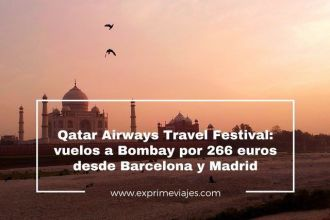 bombay-vuelos-qatar-airways-266-euros-madrid-barcelona