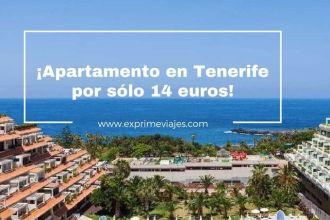 tenerife apartamento 14 euros