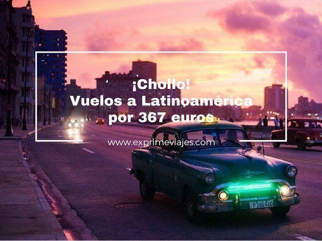latinoamerica vuelos baratos