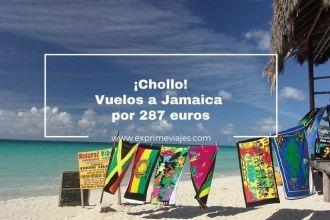 jamaica vuelos baratos 287 euros