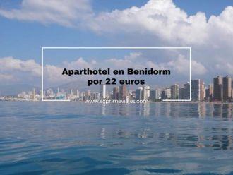 benidorm aparhotel 20 euros