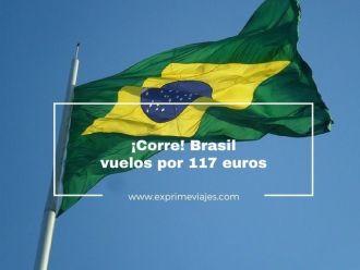 vuelos brasil por 117 euros trayecto