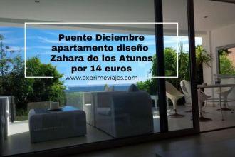 zahara de los atunes puente diciembre 14 euros