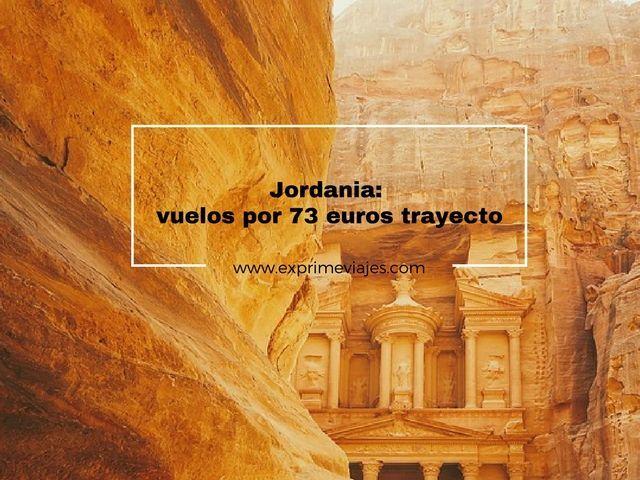 JORNADIA VUELOS 73 EUROS TRAYECTO