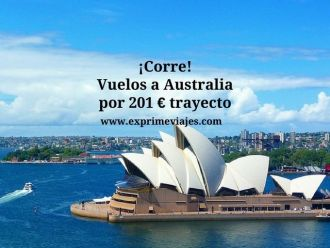 australia vuelos 201 euros trayecto tarifa error