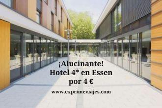 essen tarifa error hotel 4* 4 euros