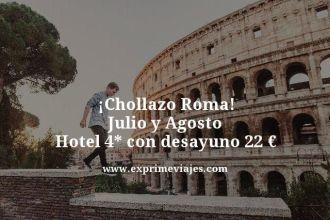 Chollazo-Roma-Julio-y-Agosto-Hotel-4-estrellas-con-desayuno-22-euros