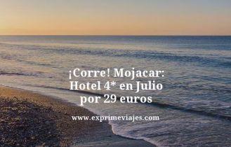 corre mojacar hotel 4 estrellas en julio por 29 euros