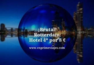 tarifa-error-Rotterdam-Hotel-4-estrellas-por-8-euros