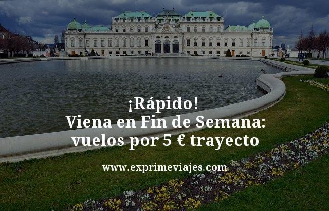 Viena-en-Fin-de-Semana-vuelos-por-5-euros-trayecto