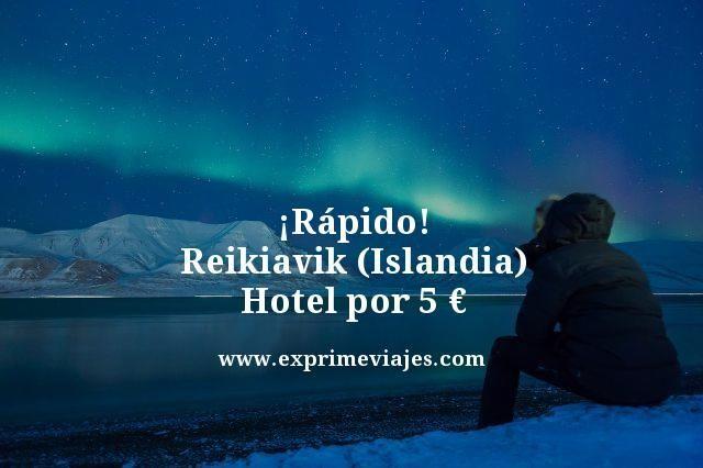 tarifa-error-Reikiavik-Islandia-Hotel-por-5-euros