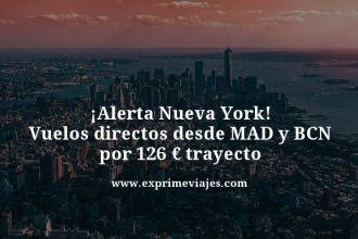 Alerta-Nueva-York-Vuelos-directos-desde-MAD-y-BCN-por-126-euros-trayecto