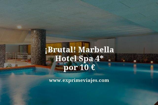 tarifa-error-Marbella-Hotel-Spa-4-estrellas-por-10-euros