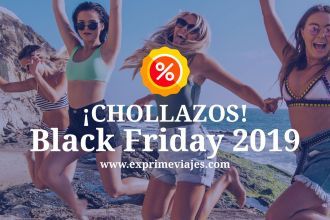 chollos black friday vuelos ofertas