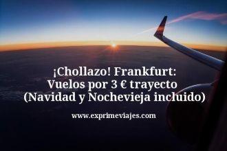 Chollazo-Frankfurt-Vuelos-por-3-euros-trayecto-Navidad-y-Nochevieja-incluido