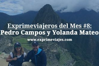 Exprimeviajero Yolanda y Pedro