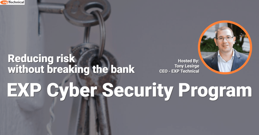 To learn how you can improve your security position without breaking the bank, view the free Web seminar here.