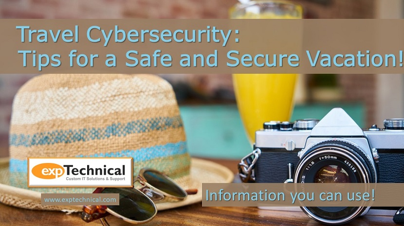 Travel Cybersecurity