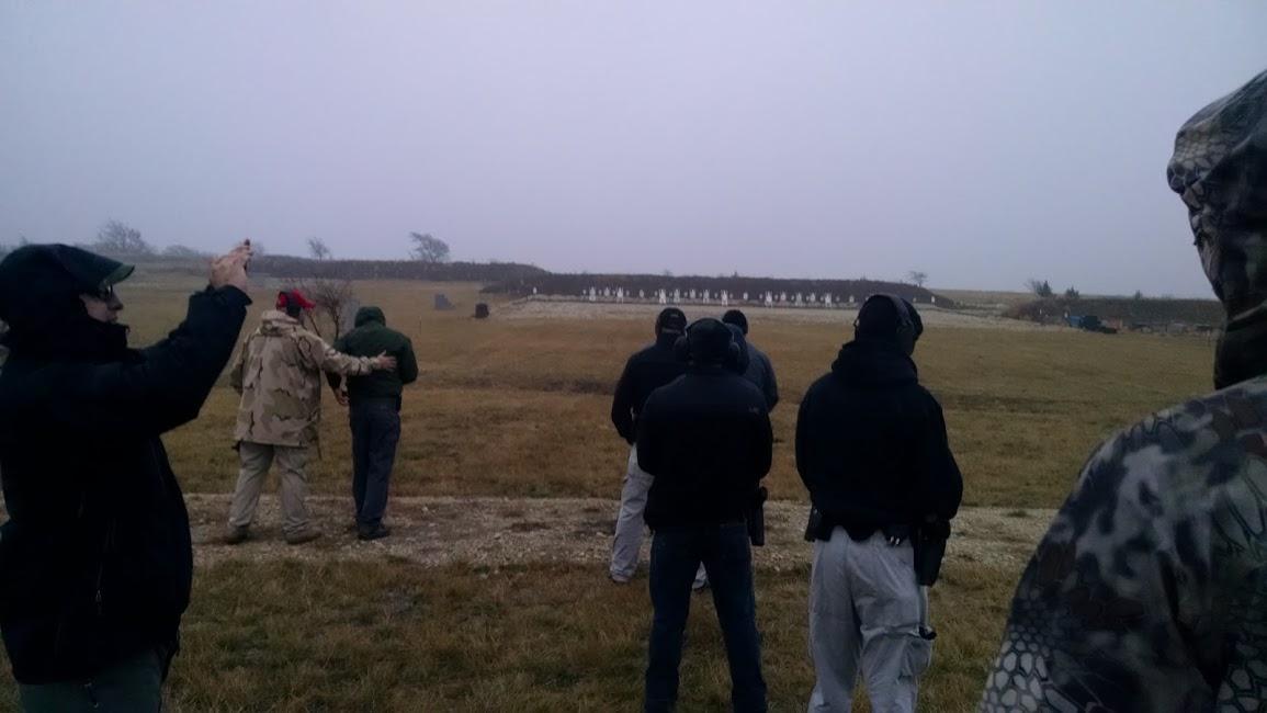 [Review/AAR] Haley Strategic Partner - D5 Handgun Course from a beginner's point of view