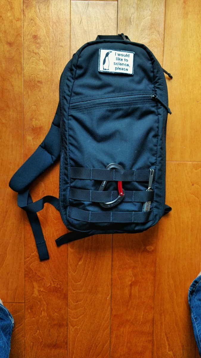 GORUCK Bullet Ruck (10L) vs. GORUCK GR1 (21L) for EDC