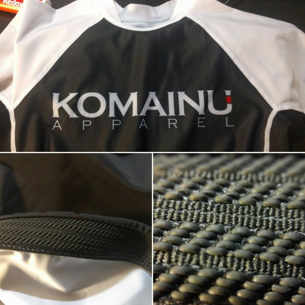 Komainu BJJ rash guards