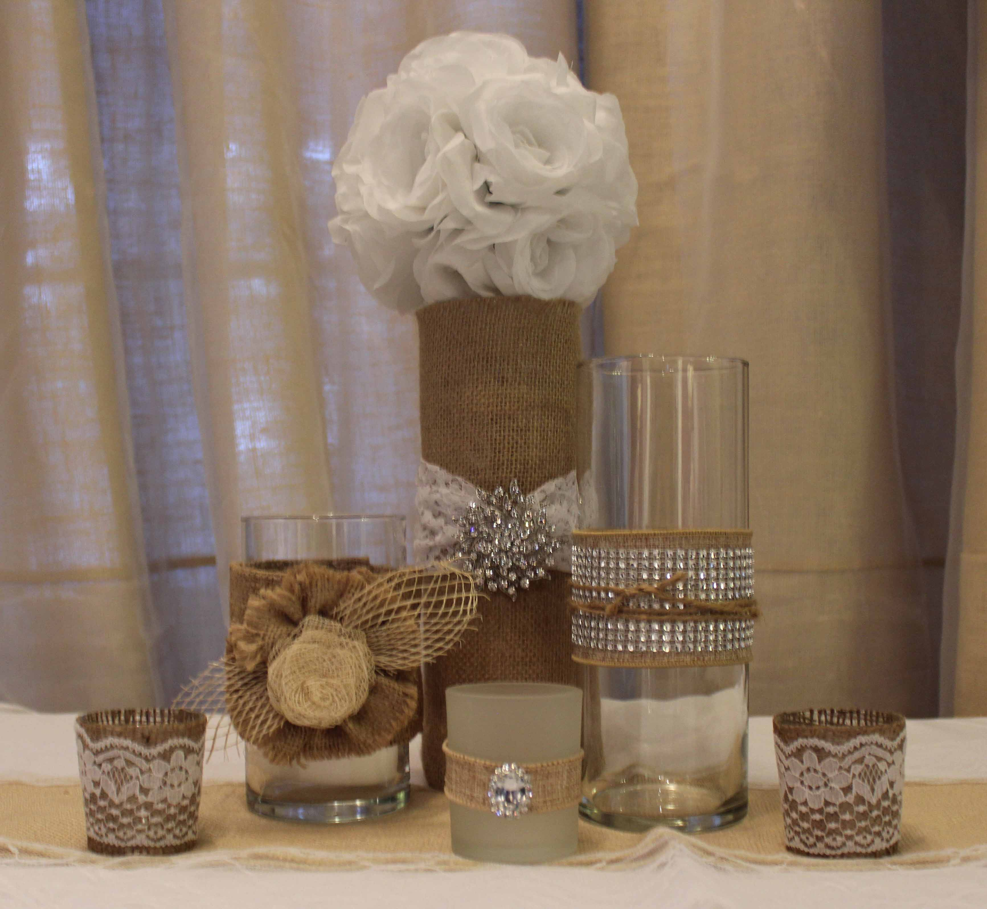Centrepieces  Table Decor  Exquisite Events and Wedding Decor