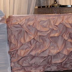 White Ruched Chair Covers Slipcovers For Dining Chairs Without Arms Uk Backdrops And Headtable Exquisite Events Wedding Decor