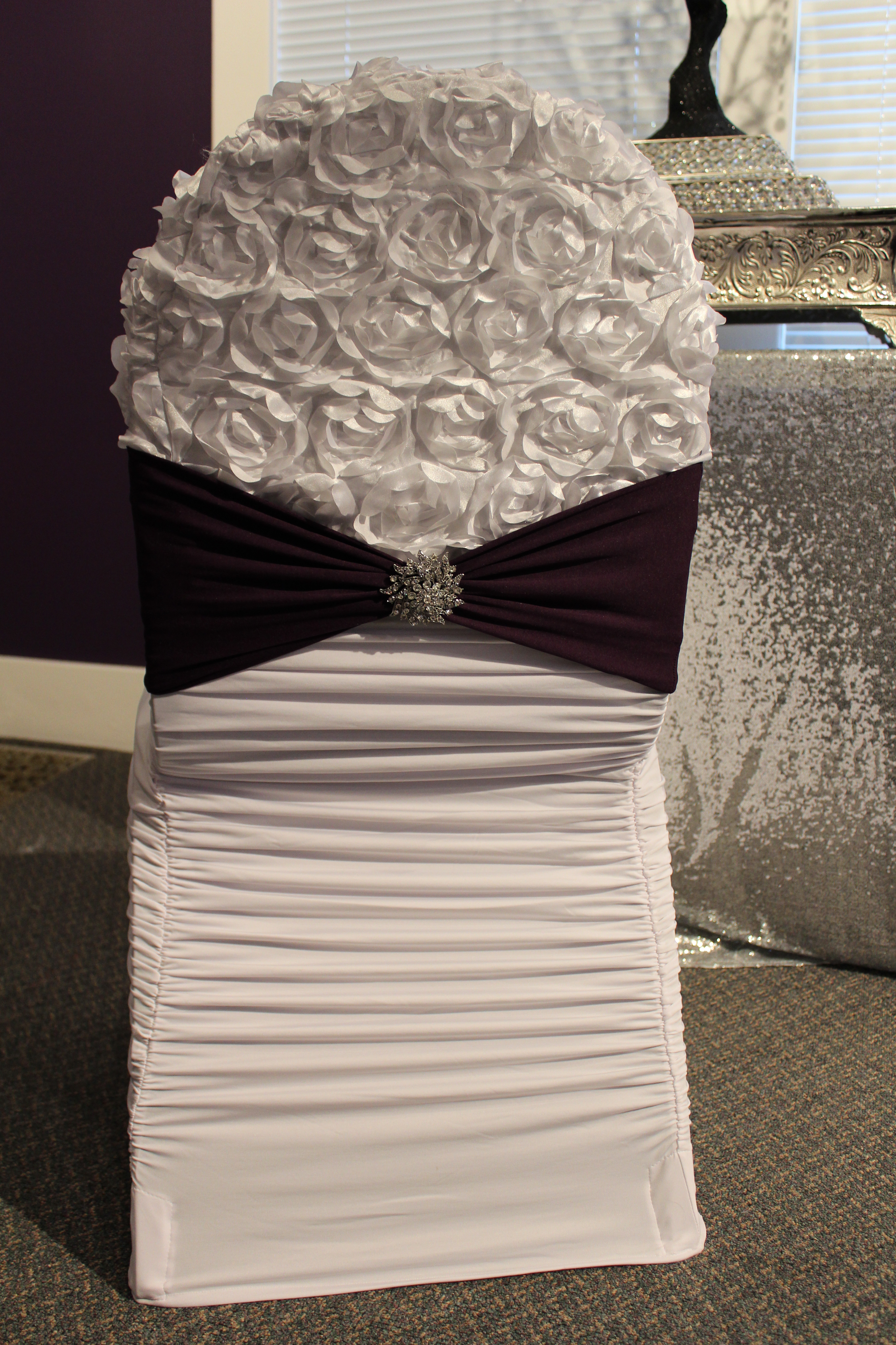 Chair Covers Bands and Sashes  Exquisite Events and