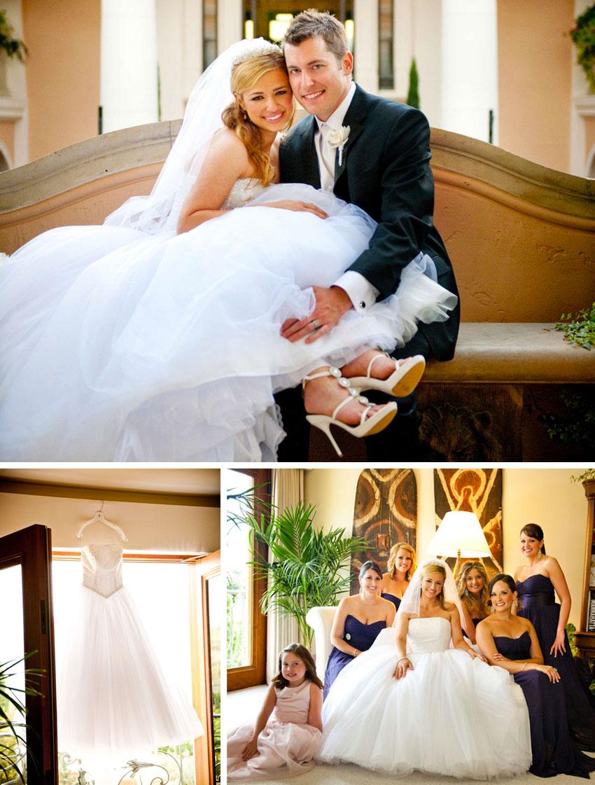 Real Wedding Desiree Amp Cory Exquisite Weddings