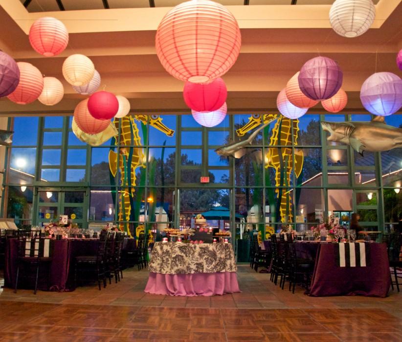 Birch Aquarium At Scripps Exquisite Weddings