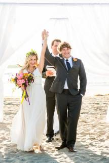Colorful Coastal Wedding Kirsten & Eric Exquisite Weddings
