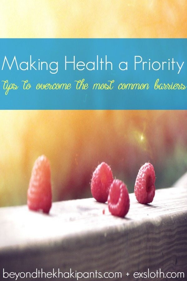 3 Tips For Making Health A Priority Diary Of An Exsloth