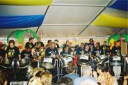 Extempo und Ebony Steelband Party in Männerdorf 2003