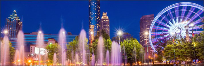 hotels with kitchens in atlanta ga kitchen fauct extended stay america nighttime lighted fountains ferris wheel
