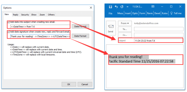 How to add image logo to signature in Emails in Outlook