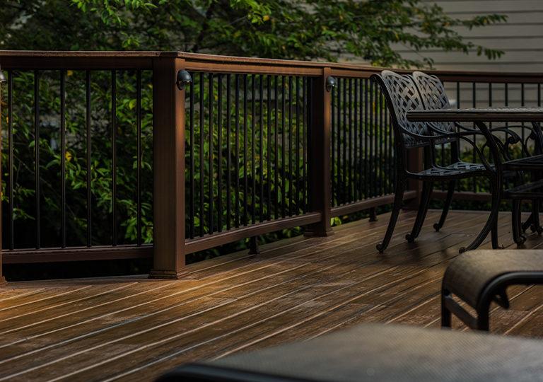 Deck Designs Screened Porches In North Atlanta