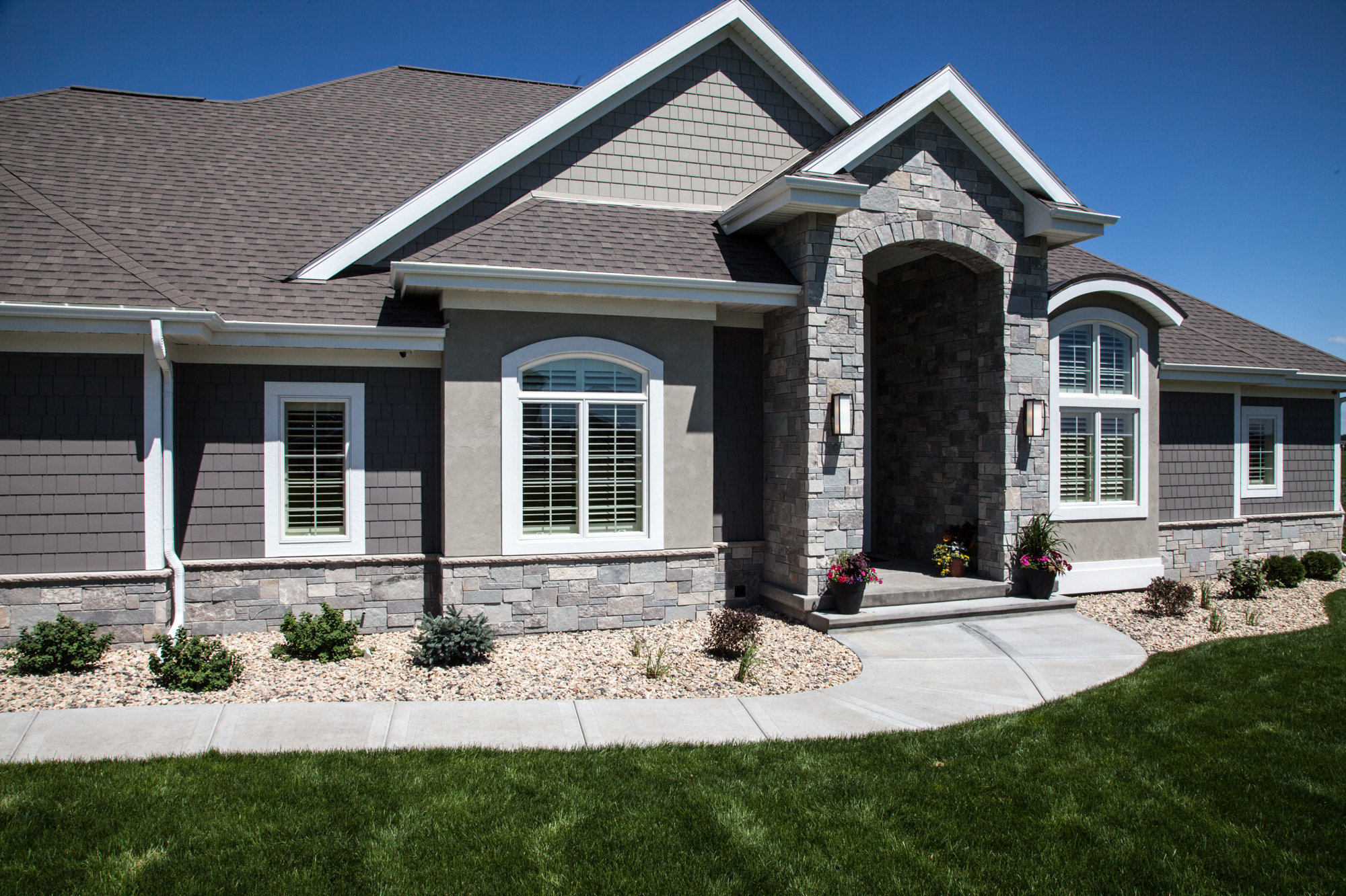 2016 Parade of Homes   Exterior Renovations Madison Remodeling, Roofing, Siding and Windows