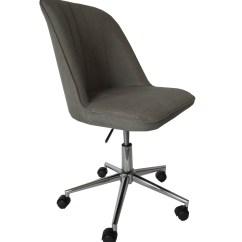 Lift Chair Covers Australia Curved Corner Bergen Dark Grey Fabric Gas Home Office Ebay