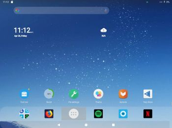 Android-x86_64 Pie 9 0 with Pie Launcher, Yalp Store, Aptoide App