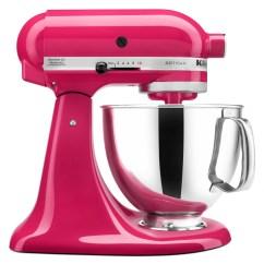 Pink Kitchen Aid Mixer Best Pull Down Faucet Batedeira Planetária Kitchenaid Stand Cranberry ...