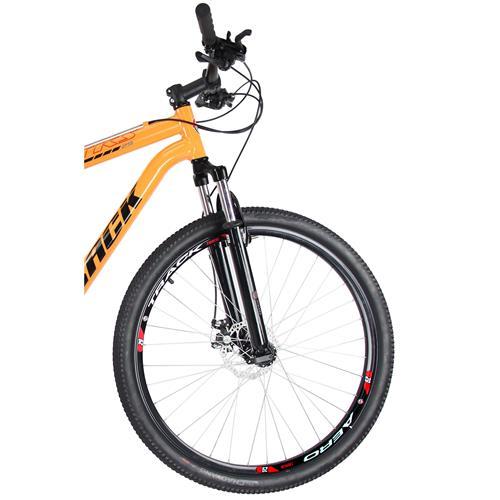 Bicicleta Aro 29 Track e Bikes TKS-29 com Suspensão