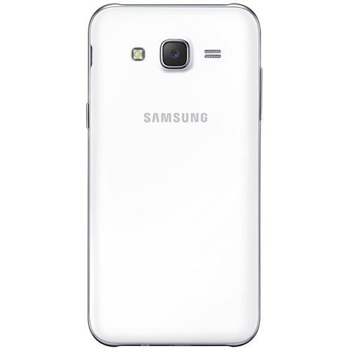 Smartphone Samsung Galaxy J5 Duos Branco com Dual chip